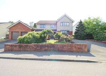 4 bed detached house for sale in Bishpool Lane, Newport NP19