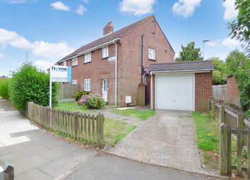 Thumbnail 3 bed semi-detached house for sale in Mowbray Road, Bedford