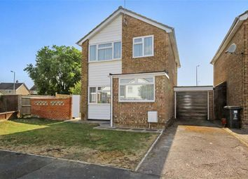 Thumbnail 3 bed detached house for sale in Peregrine Close, Swindon, Wilts