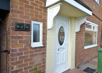 Thumbnail 3 bed terraced house for sale in Houghton Road, Wirral, Merseyside