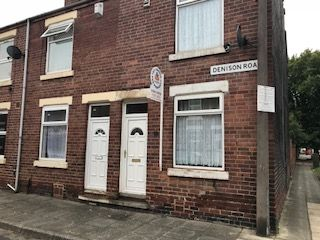 Thumbnail 2 bed terraced house for sale in Hexthorpe Road, Doncaster