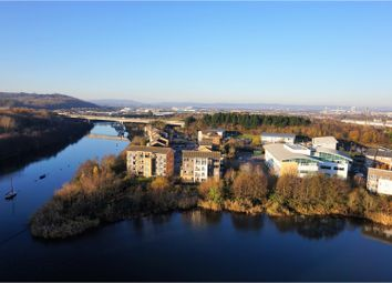 Thumbnail 2 bedroom flat for sale in Victoria Wharf, Cardiff
