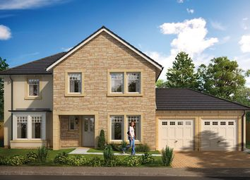 Thumbnail 4 bed detached house for sale in The Grange, Blackiemuir Avenue, Laurencekirk, Aberdeenshire