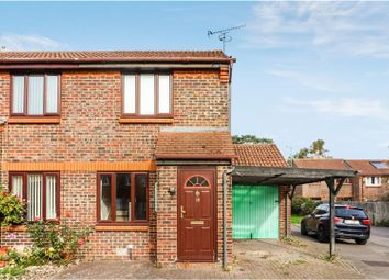 Thumbnail 2 bed end terrace house for sale in Charterhouse Close, Bracknell