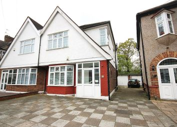 Thumbnail 3 bed semi-detached house for sale in Burleigh Gardens, London