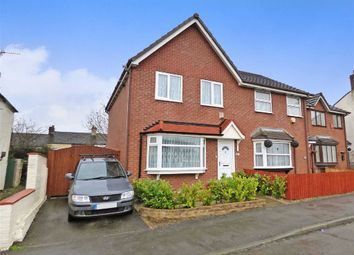 Thumbnail 3 bed semi-detached house for sale in Pennell Street, Bucknall, Stoke-On-Trent