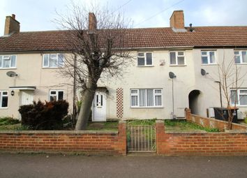 Thumbnail 3 bed terraced house for sale in Pearcey Road, Bedford, Bedfordshire