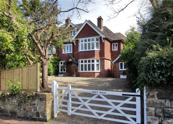 Thumbnail 5 bed semi-detached house for sale in Frant Road, Tunbridge Wells, Kent