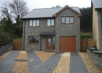 Thumbnail 4 bed detached house to rent in Tudor Grove, Margam