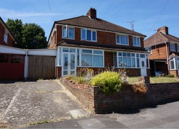 Thumbnail 3 bed semi-detached house to rent in Grasmere Avenue, Reading