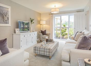 "Thumbnail 4 bedroom detached house for sale in ""Radleigh"" at Dryleaze, Yate, Bristol"