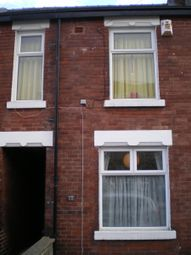 Thumbnail 4 bed terraced house to rent in Tullibardine Road, Sheffield