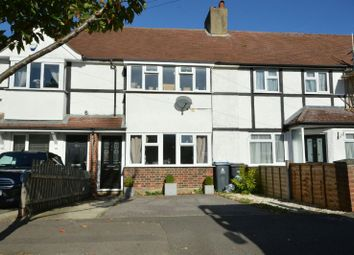 Thumbnail 2 bedroom terraced house to rent in Ashby Avenue, Chessington