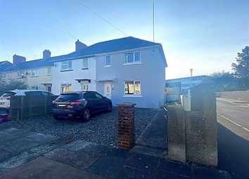 Thumbnail 2 bed end terrace house for sale in Portfield Avenue, Haverfordwest