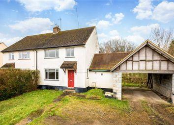 3 bed semi-detached house for sale in Woodside Road, Sundridge, Sevenoaks TN14