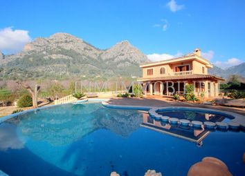 Thumbnail 4 bed villa for sale in 07110, Bunyola, Spain