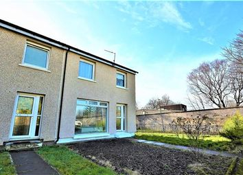 Thumbnail 3 bed end terrace house for sale in Torphin Walk, Glasgow