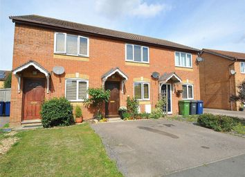 Thumbnail 2 bed terraced house for sale in Lamport Drive, Hartford, Huntingdon, Cambridgeshire