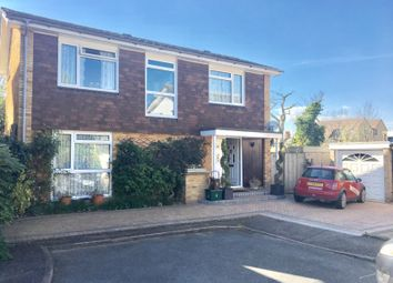 Thumbnail 4 bed detached house for sale in Leslie Gardens, South Sutton