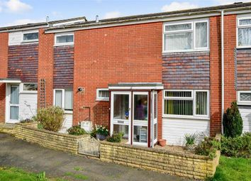 Thumbnail 3 bed terraced house for sale in Gaywood Walk, Worthing, West Sussex