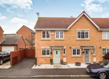 Thumbnail 2 bedroom end terrace house for sale in Moody Close, Chilwell, Nottingham