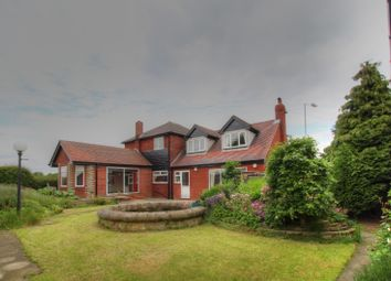 Thumbnail 5 bed detached house for sale in Bar Lane, Flockton, Wakefield