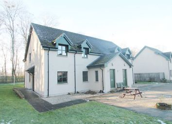 Thumbnail 2 bed flat for sale in 6, Teaninich Paddock, Teaninich, Alness IV170Na
