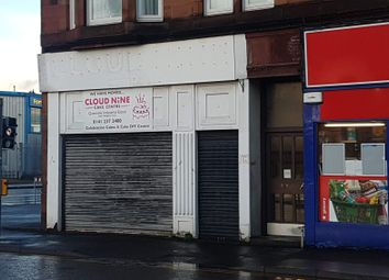 Thumbnail Retail premises to let in 497 London Road, Glasgow