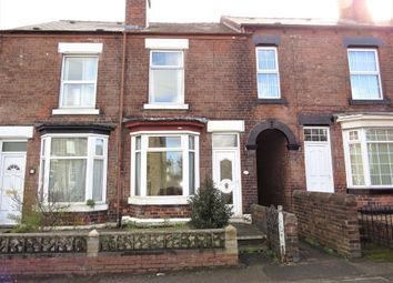 Thumbnail 3 bed terraced house for sale in Station Road, Woodhouse, Sheffield