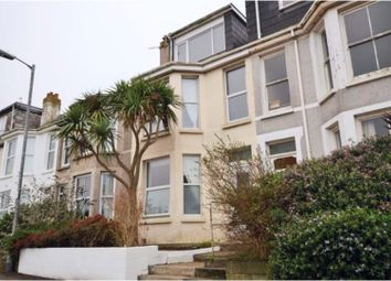 Thumbnail 3 bed terraced house for sale in Carclew Avenue, Newquay