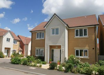 Thumbnail 5 bed detached house for sale in Mountbatten Drive, Great Woodcote Park, Exeter