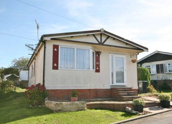 Thumbnail 3 bed mobile/park home for sale in Newlands Park, Bedmond Road, Abbots Langley