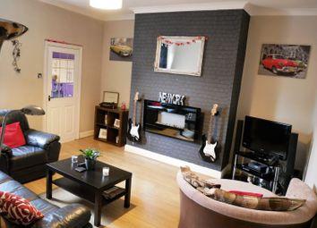 Thumbnail 3 bed flat for sale in Hainingwood Terrace, Gateshead