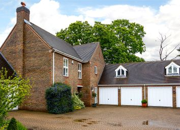 Thumbnail 4 bed detached house for sale in Paget Place, Warren Road, Coombe Hill Estate