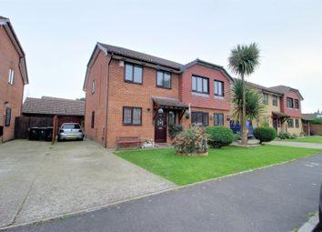 Thumbnail 3 bed semi-detached house for sale in Rowan Close, Sandford, Wareham