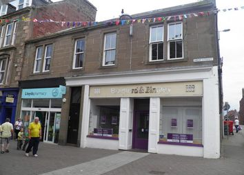 Thumbnail 3 bed flat to rent in High Street, Arbroath