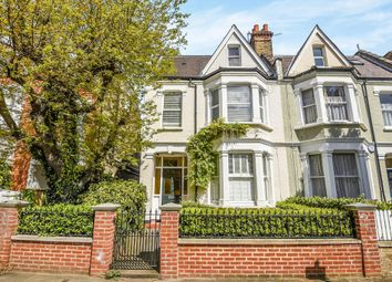 Thumbnail 2 bed flat for sale in Stile Hall Gardens, London