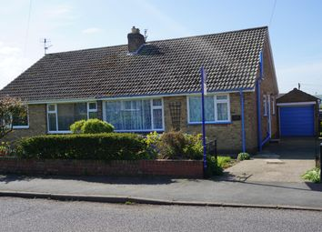 Thumbnail 4 bed semi-detached bungalow for sale in West Garth, Cayton