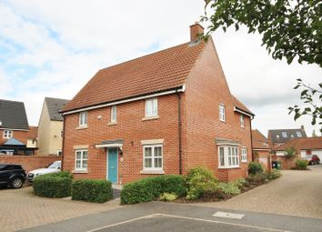Thumbnail 4 bed property to rent in Kingfisher Close, Cringleford, Norwich