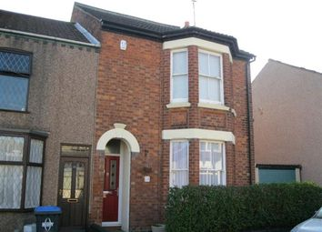Thumbnail 3 bed terraced house to rent in Oxford Street, Rugby, Warwickshire