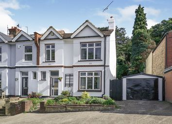 3 bed terraced house for sale in Old Park Road, London SE2