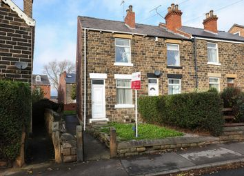 Thumbnail 2 bed end terrace house to rent in Sheffield Road, Woodhouse, Sheffield