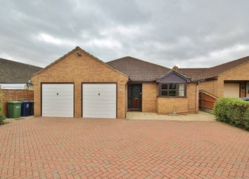 Thumbnail 3 bed detached bungalow to rent in Sapley Road, Hartford, Huntingdon