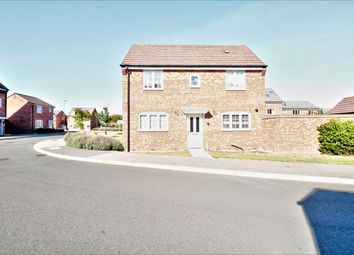 Thumbnail 3 bed detached house for sale in Beacon View, Ollerton, Newark