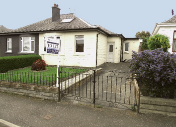 Thumbnail 4 bed bungalow to rent in Britwell Crescent, Portobello, Edinburgh, 6Pt