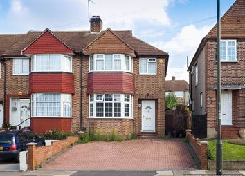 Thumbnail 3 bed end terrace house to rent in Garth Road, Morden