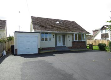 Thumbnail 4 bed detached house for sale in Elm Tree Road, Locking, Weston-Super-Mare