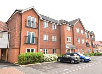 Thumbnail 2 bed flat for sale in Hardy Avenue, Dartford