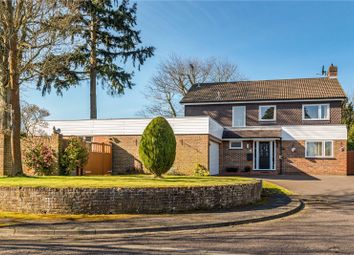 Thumbnail 5 bed detached house for sale in Woodmancourt, Godalming, Surrey