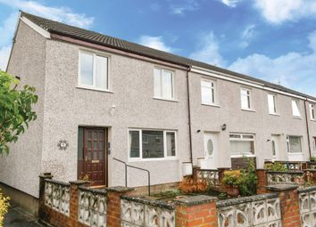 Thumbnail 3 bed end terrace house for sale in Springfield Road, Braehead, Stirling